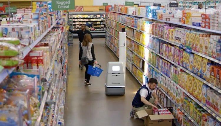 Walmart ends inventory robot deal with Bossa Nova Robotics