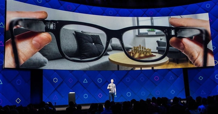 Facebook is Making AR Glasses that Augment Hearing