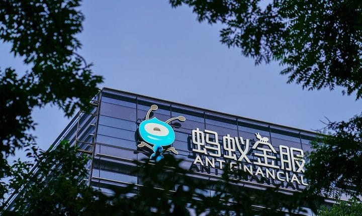 China postpones Ant IPO after closed-door talk with Jack Ma