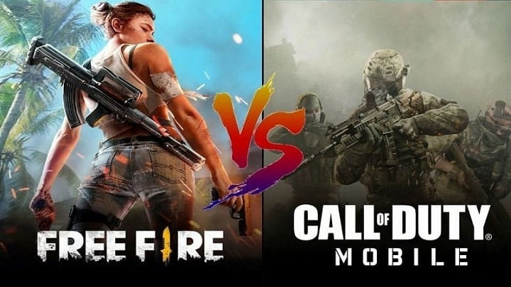 Free Fire vs Call Of Duty Mobile: Which Game is Better?