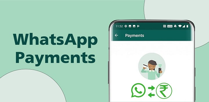 How to make payments on WhatsApp in India