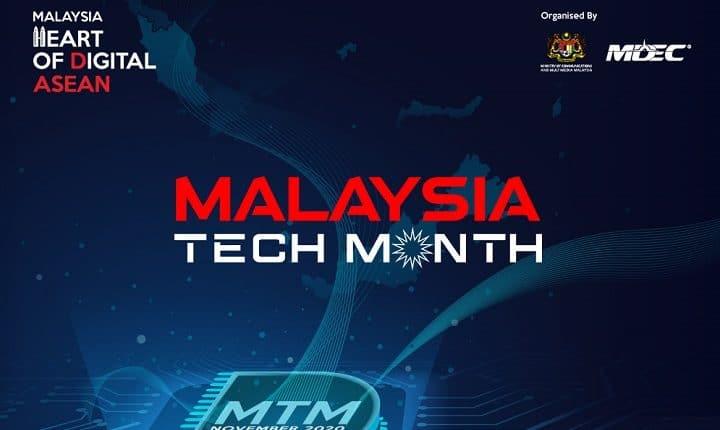 MDEC Launching Malaysia Tech Month 2020