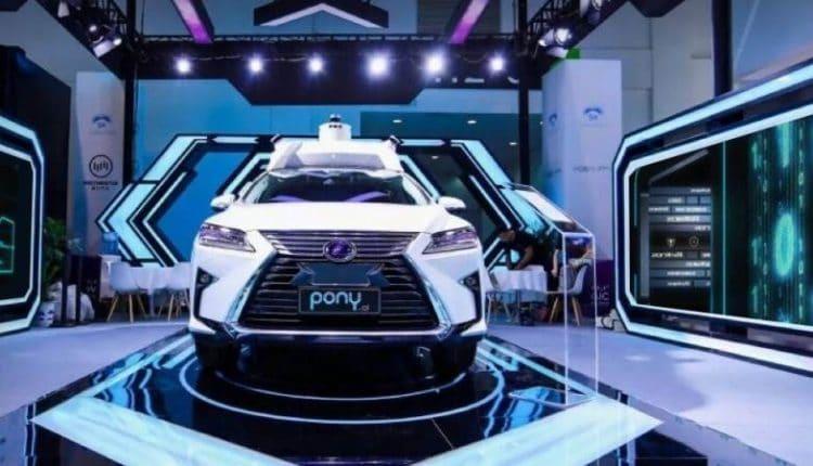 Chinese autonomous vehicle startup Pony.ai hits $5.3 billion