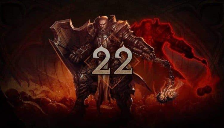 Diablo 3 Season 21 End Date & Season 22 Start Time Revealed