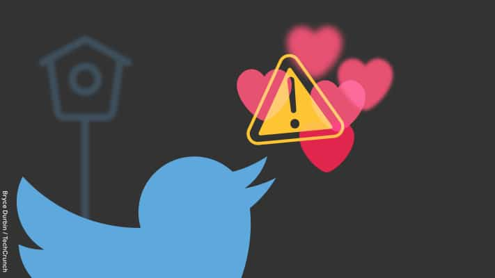 Twitter slow down users ability to like tweets containing misinformation