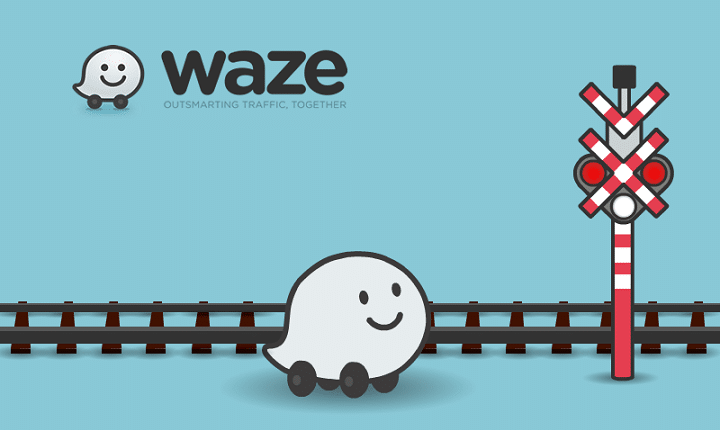 Waze now has alerts for railroad crossing in Malaysia
