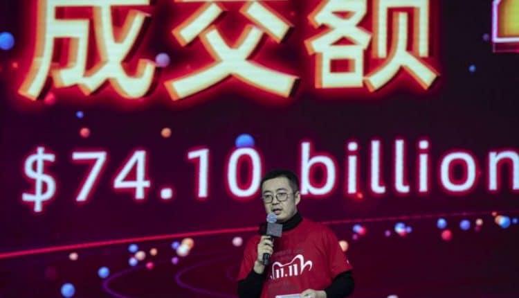 Alibaba Covid-19 single day sales top $101 billion