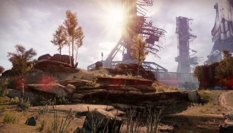 Destiny 2 Players Find New Loot Cave in the Cosmodrome