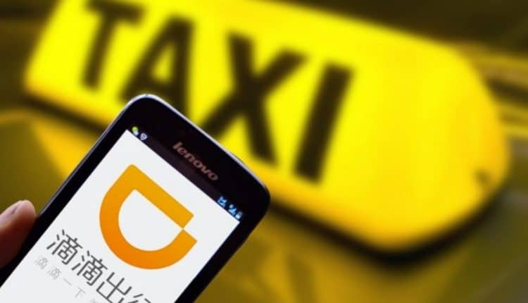 DiDi Chuxing is rolling out its own electric vehicles