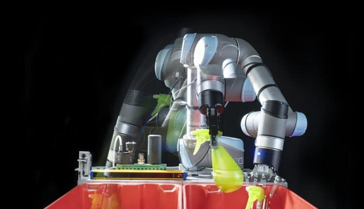Deep learning helps robots grasp and move objects with ease