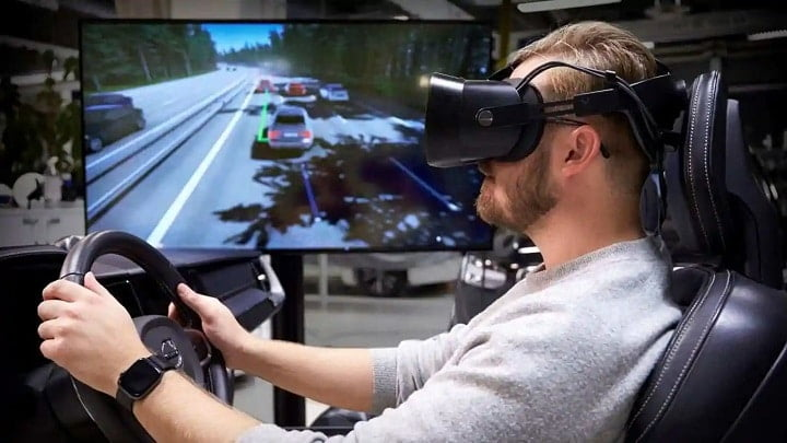 Volvo is using gaming technology to work on safety of cars