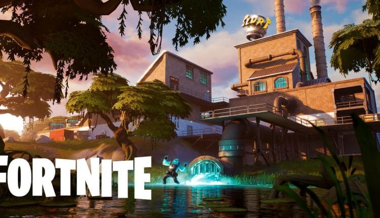 Fortnite: How to Release Slurp into the Atmosphere