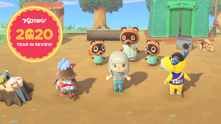 Why Animal Crossing: New Horizons Is My 2020 GOTY