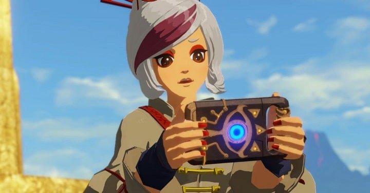 Hyrule Warriors: Age of Calamity Sheikah Sensor guide