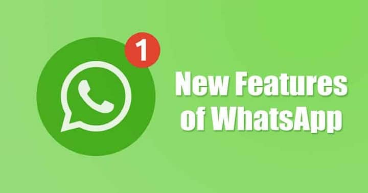 5 New Features of WhatsApp you should use Right Now!