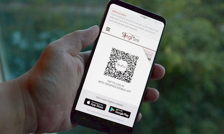 SingPass app users can sign documents online