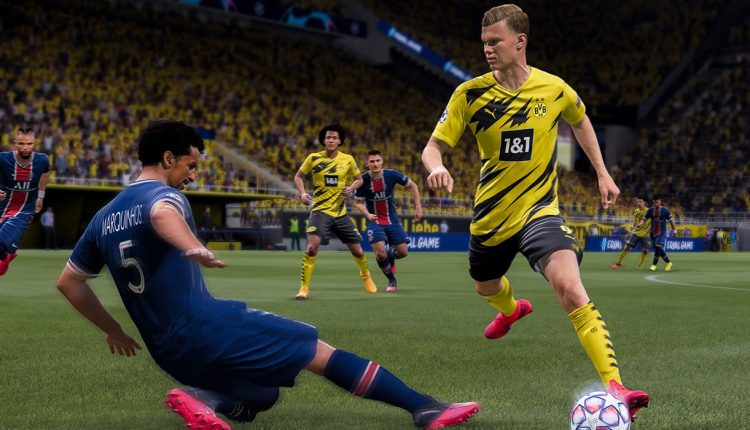 EA sports is being sued over alleged FIFA 21 difficulty spikes