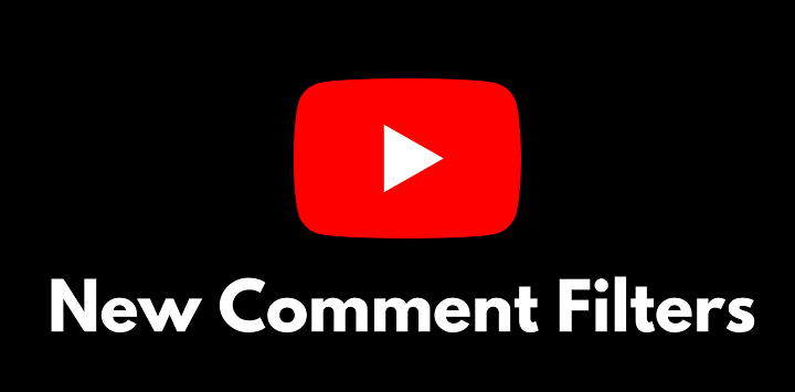 YouTube new feature 'filter comments' for Youtubers