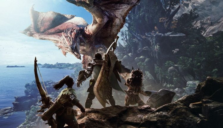 Monster Hunter World is Getting Review Bombed