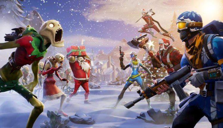 Several Fortnite Holiday Skins Leak After Season 5