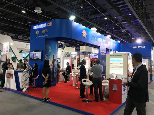 MATRADE promotes Malaysian ICT capabilities at GITEX 2020