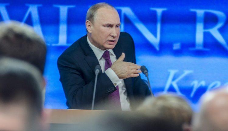 Putin announced a digital transformation in Russia