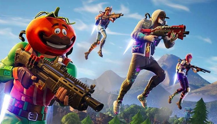 "Fortnite ""Western Shotgun"" Stats Leak Ahead of Release"