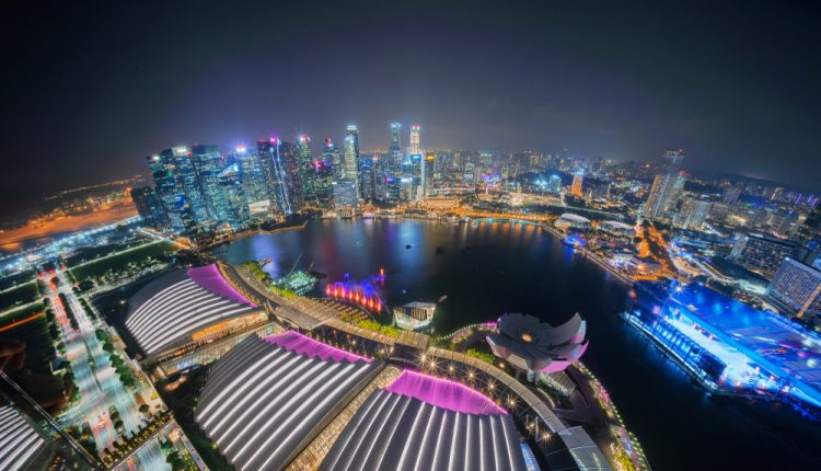 Singapore proptech hub to spearhead smart city innovation
