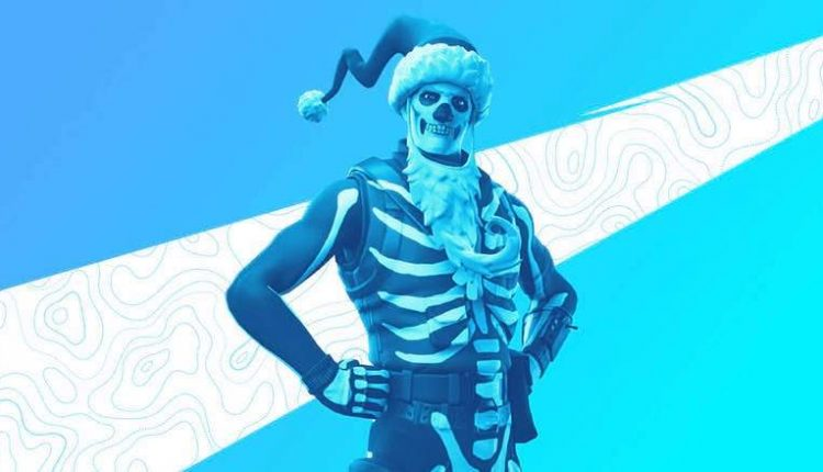 How to Unlock Fortnite Skull Claus Spray For Free
