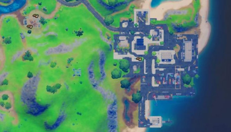 Where to Find Car Parts in Fortnite Season 5