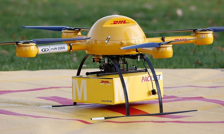DHL Malaysia partners Aerodyne Group on drone delivery services
