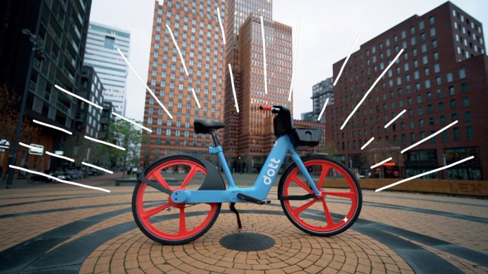 Dott to expand beyond e-scooters with bike-sharing service