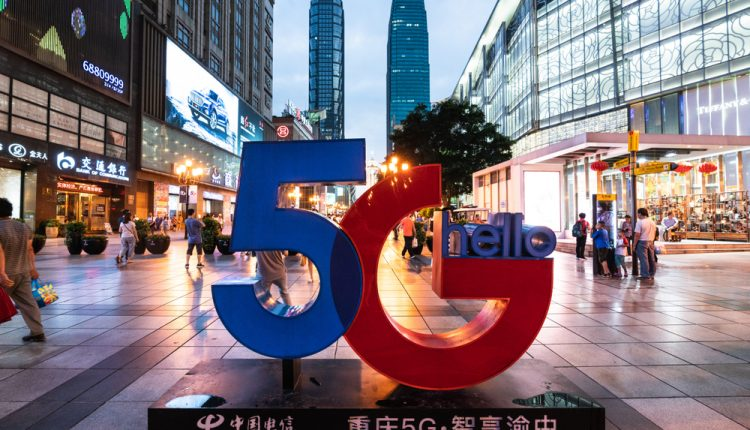 Asian business well placed to drive post-crisis comeback with data, 5G