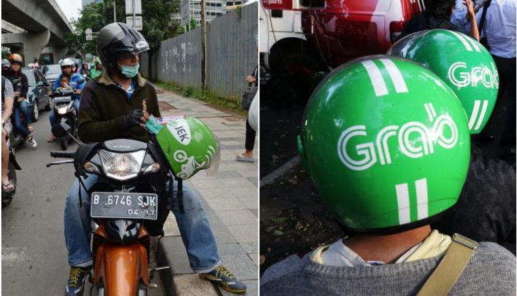 Grab & Gojek drivers threaten Indonesian protests over merger talks