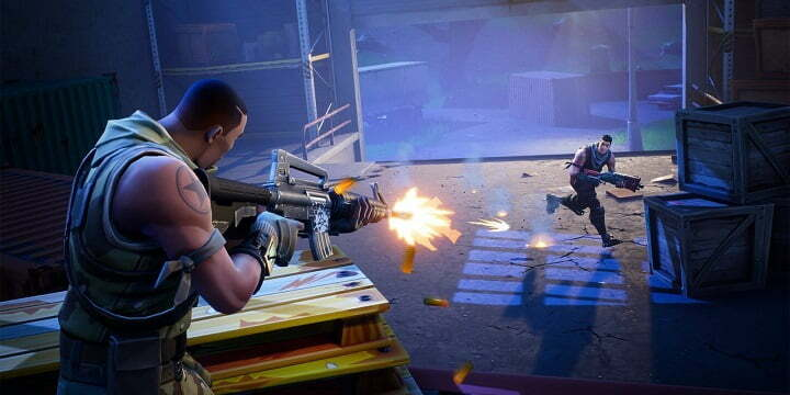 Fortnite now 120FPS Mode on PS5 and Xbox Series X & S