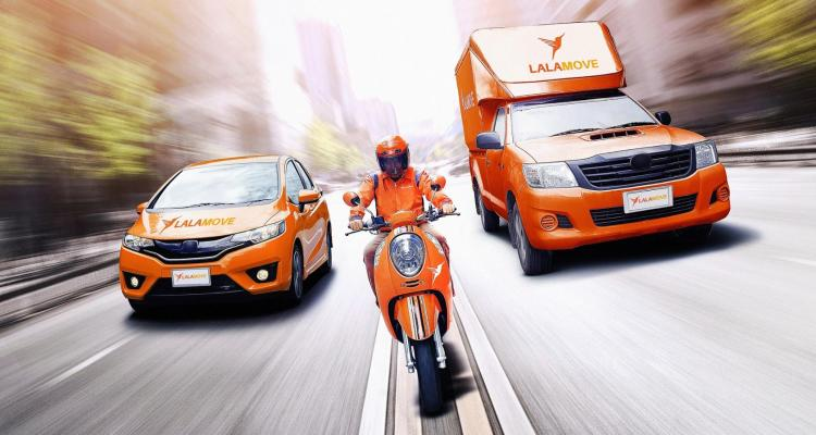 Lalamove logistics company raised $515M Series E funding