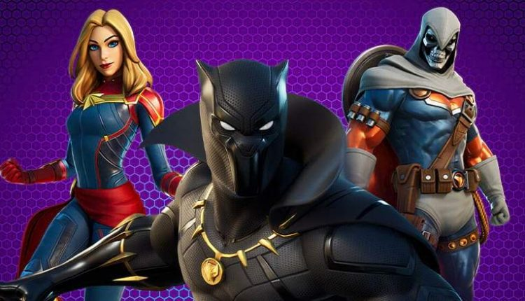 Brie Larson Reacts to Captain Marvel Skin in Fortnite