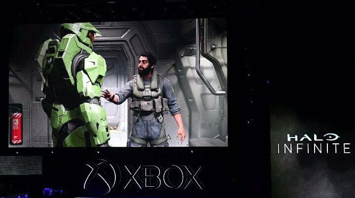 Microsoft shut down 'Halo' xbox online gaming services