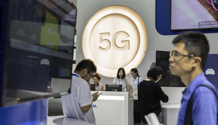 China 5G blueprint for global leader in 5G wireless capacity