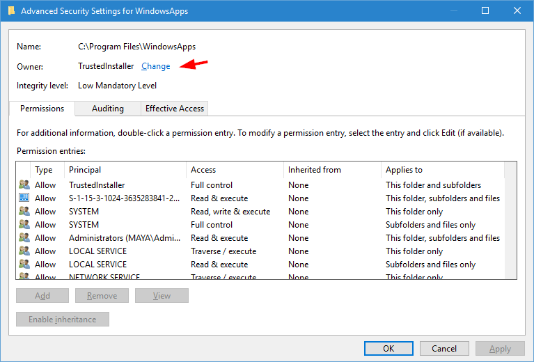 windowsapps-folder-click-change-again