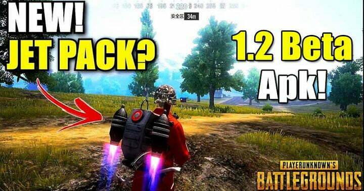 PUBG Mobile 1.2 Beta Apk – Download & Install On Android