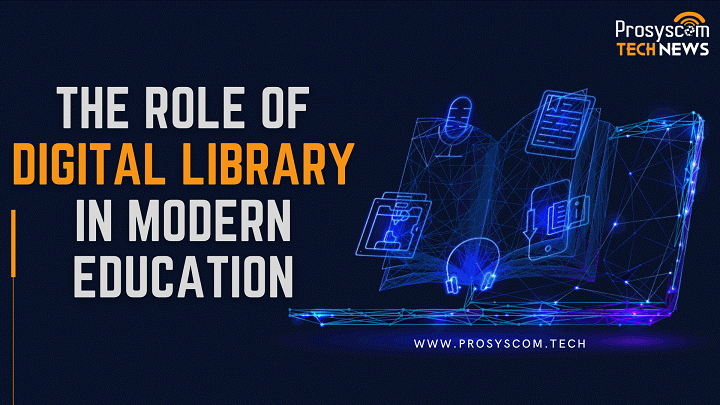 The Role Of Digital Library in Modern Education