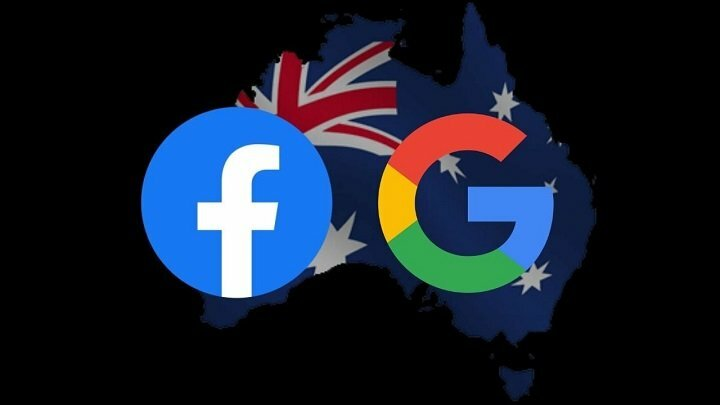 Google and Facebook prepared to Shutdown their services from Australia