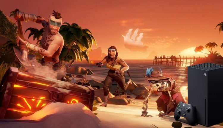 Sea of Thieves Update Adds 120Hz Mode for Xbox Series X