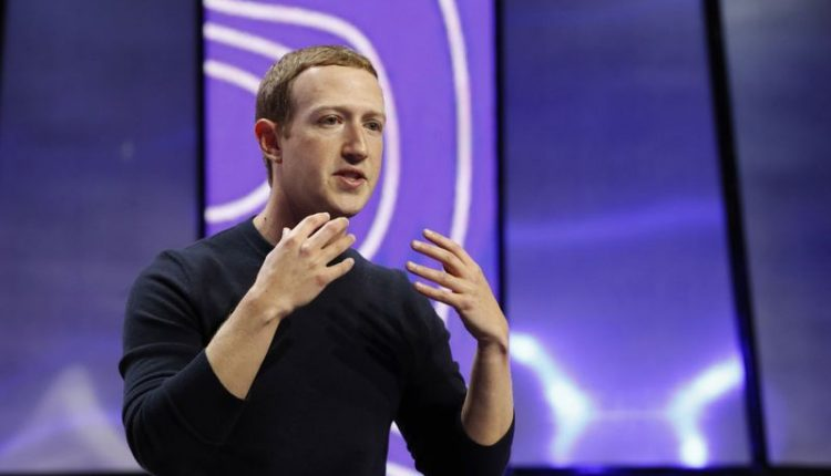 Mark Zuckerberg ramps up Apple attack as Facebook weighs antitrust suit