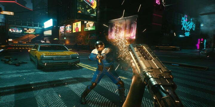 Cyberpunk 2077 Player Finds Way to Summon Car Instantly
