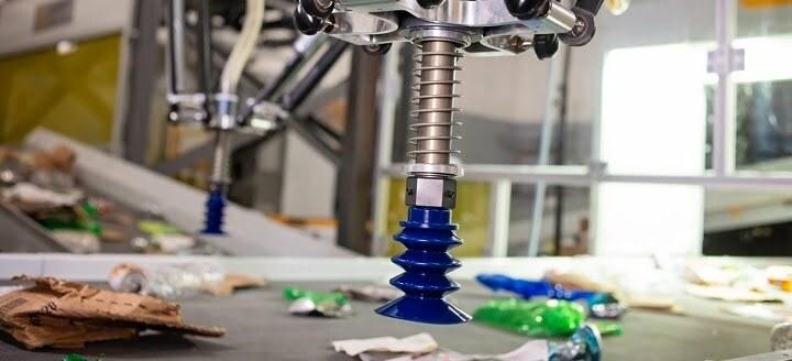 AMP Robotics raises $55 million for AI recyclables picks
