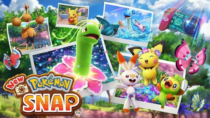New Pokémon Snap gets a release date on Nintendo Switch