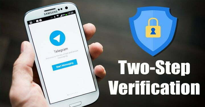 How to Enable Two-Step Verification On Telegram App