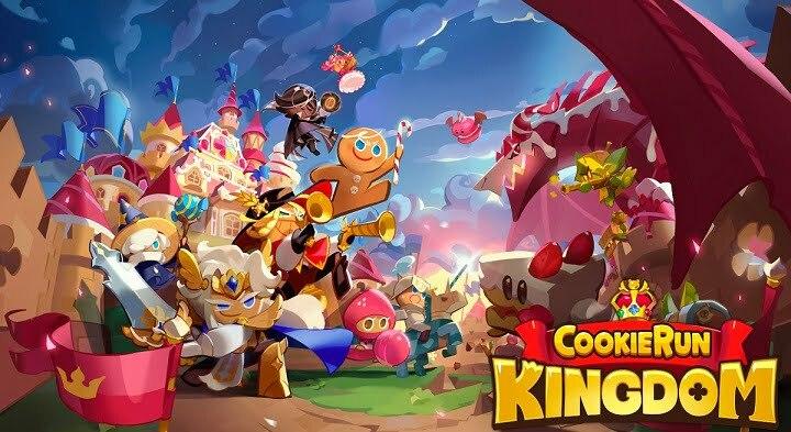 Devsisters launches Cookie Run: Kingdom mobile RPG